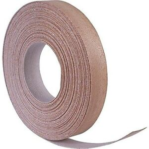 Wood Veneer Edgebanding Edge Banding Tape Pre glued 7 8 X 25 Mahogany