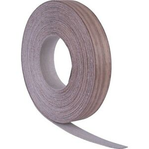 Wood Veneer Edgebanding Edge Banding Tape Pre glued 7 8 X 25 Walnut