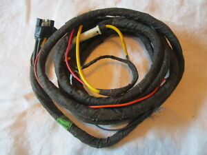 John Deere Wiring Harness For Combine 55 95 95h