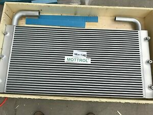 4370983 4378370 Oil Cooler Fits Hitachi Ex200 5 Ex210 5 free By Ups Air 1 2 Day