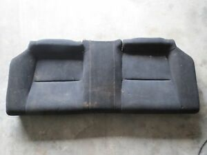 06 11 Honda Civic Si Rear Seat Bottom Includes Fabric And Cushion Oem 07 08 09