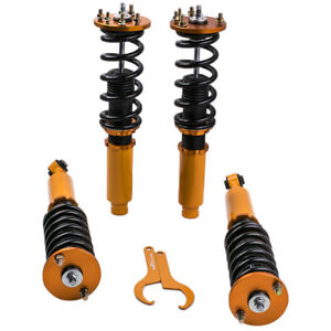 Full Coilover Struts Shock Absorbers For Honda Accord 1998 1999 2000 2001 2002