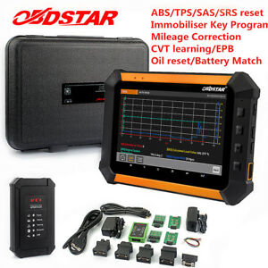 Car Obd2 Scanner Key Programmer Mileage Correction Immobilser Diagnostic Tools