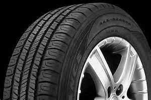 2055516 205 55r16 Goodyear Assurance A S 91h Blackwall New Tire S Qty 4