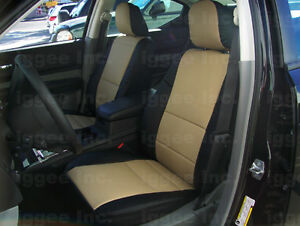 Dodge Dakota 2005 2010 Iggee S leather Custom Fit Seat Cover 13 Colors Available