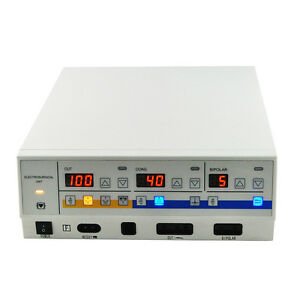 High Frequency Electrosurgical Unit Diathermy Machine Electrocautery Gynaecology