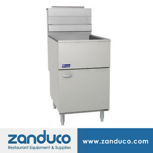 Pitco 65c Tube Fired Gas Fryer
