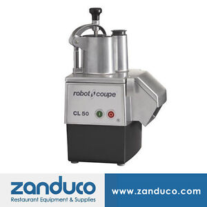 Robot Coupe Vegetable Preparation Machine Cl50
