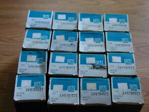 Nos Gm Pontiac Judge Gto Firebird Trans Am Ram Air Iv Tulip Valves