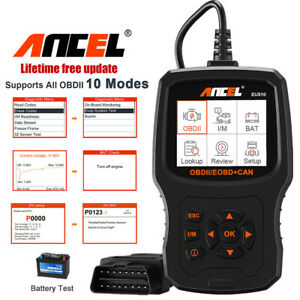 Eu510 Obd2 Code Reader Diagnostic Scanner For Audi Peugeot Citroen Opel Renault