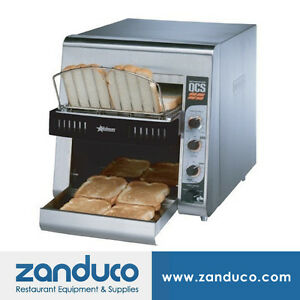 Star Holman Qcs2 800 Conveyor Toaster