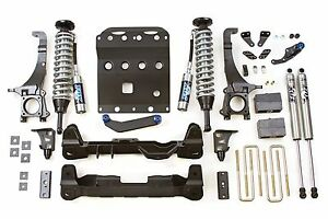 Bds 815f 05 12 Tacoma 6 4 Lift W Fox Coilovers Suspension Kit