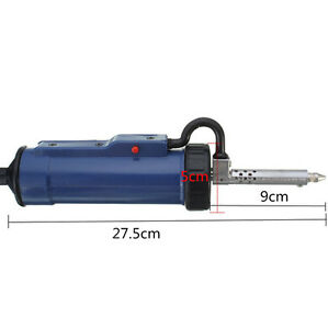 30w 220v 50hz Electric Vacuum Solder Sucker Desoldering Pump Iron Gun E Class