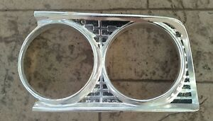 1963 Ford Fairlane Headlight Bezel Left