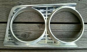1963 Ford Fairlane Headlight Bezel Right