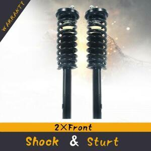 Quick Complete Struts Assembly Shocks For 2003 2007 Honda Accord Front Pair