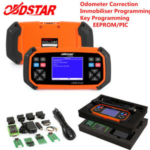 Car Obd2 Scanner Mileage Correction Key Programmer Immobiliser Diagnostic Tool