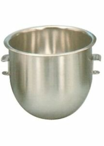 New 12 Qt Mixing Bowl For Hobart Mixer Stainless Steel Uniworld Um 12b Nsf 3847