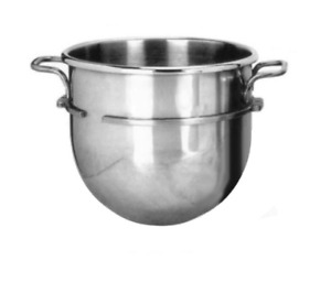 New 30 Qt Mixing Bowl Hobart Classic Mixer Stainless Steel Uniworld Um 30b 1164