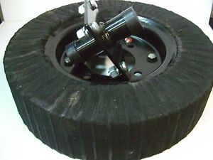 Tail Wheel Hub Bush Hog 15 Wheel And 1 Bolt Hole Hub Rotary Cutter new