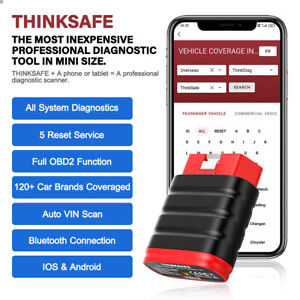 Car Obdii Scanner Mileage Odometer Correction Code Reader Diagnostic Scan Tool