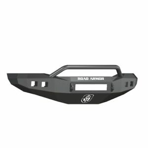 Road Armor 407r4b nw Front Stealth Non winch Bumper For 06 08 Dodge Ram 1500