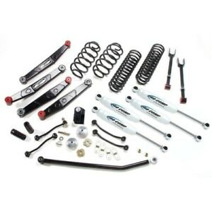 Pro Comp K3090bp 4 Stage Ii Lift Kit With Front Rear Pro Runner Shocks