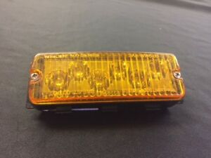Whelen 500 Series Tir6 Super Led Warning Light Amber