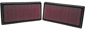 K N Filters 33 2446 Air Filter Fits 10 15 Lr4 Range Rover Range Rover Sport