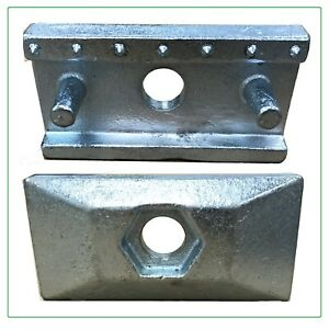 Replacement Chief Frame Machine Pinchweld Clamp Jaw