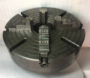 15 3 4 4 reversible Jaw Lathe Chuck D1 6 Fpj Made In Poland