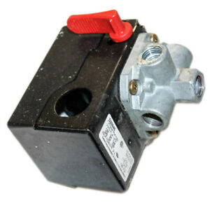 Devilbiss Air Products Tools Switch Pres 4port 11 Accessories Z d20645