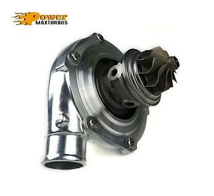 Gt30 Gt3071 Gtx3071 With Billet Wheel Turbo Charger Deleted Turbine Housing