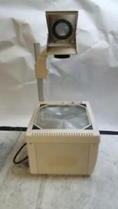 Elmo Hp l3600 Overhead Transparency Projector With Cover Issue