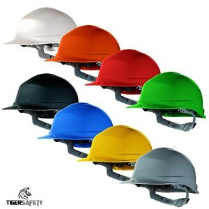 X10 Delta Plus Venitex Zircon Safety Hard Hat Helmets Bump Cap Construction Ppe