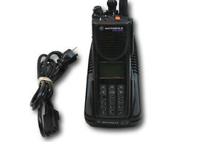 Motorola Xts3000 Vhf Model Iii P25 Digital W Encryption Aeroflex Checked