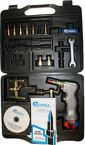 Detroitcobra Dhc 2000 Welding And Cutting Torch System Standard Kit