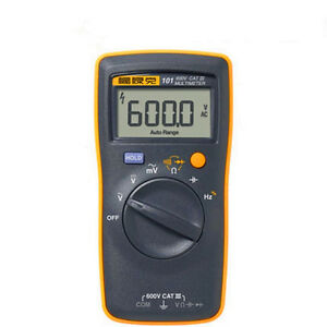 Fluke 101 Kit Handheld Digital Multimeter With Magnetic Pendant