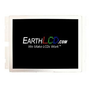 Smart Serial 8 Svga Embedded Touchscreen Tft Lcd Ezlcd By Earthlcd
