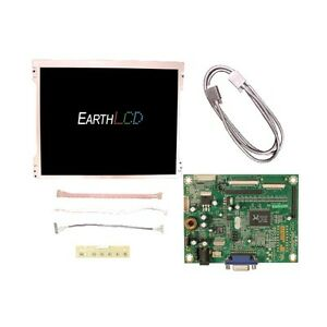 12 1 Color Tft Lcd All In One Kit Vga Only 500 Nits By Earthlcd Xlk 12 1 m5