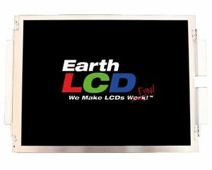 10 4 Open Frame Tft Lcd Kit Vga Ntsc Hdmi 800 600 400 Nit By Earthlcd