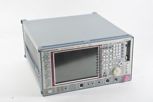 Rohde amp Shwarz Fsea30 Spectrum Analyzer 20hz 3 5 Ghz Fsea 1065 6000 30 As Is