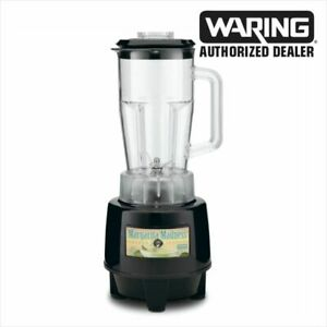 Waring Mmb142 Margarita Blender With 48 oz Bpa free Copolyester Container