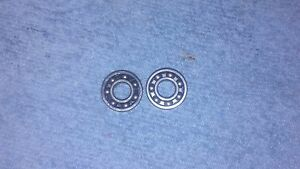 Snap On Im31 Front And Rear Bearings