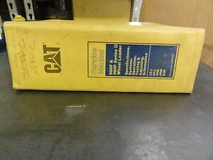 Caterpillar Cat 980f 980f Series Ii Wheel Loader Repair Service Manual