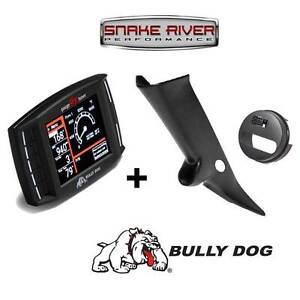 Bully Dog Triple Dog Gt Diesel With Pillar Mount 01 07 Chevy Gmc 6 6l W Speaker