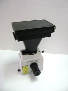2629 Wild Heerbrugg Mps11 Microscope Camera System