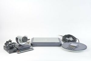 Lifesize Team 220 Video Conferencing System Lfz 015 440 00042 911 Full Kit