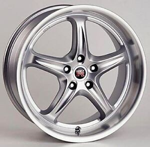 Roh Drift R 18 18x8 Rims Wheels Wheel Chevrolet Camaro 1994 2002 Set Of 4