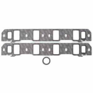 Edelbrock 7219 Intake Gaskets 1 28 X2 10 For Ford Victor Jr Head No Crossover